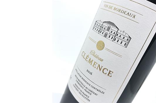 Etiquette Vin Personnalisee Adhesive Labelletiquette