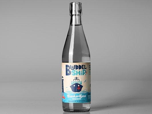 étiquette bouteille d'eau