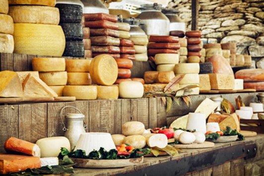 étiquette fromage