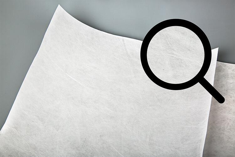 étiquette pour produit chimique en tyvek