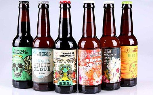 etiquettes bieres