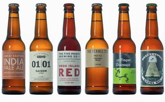 etiquettes biere